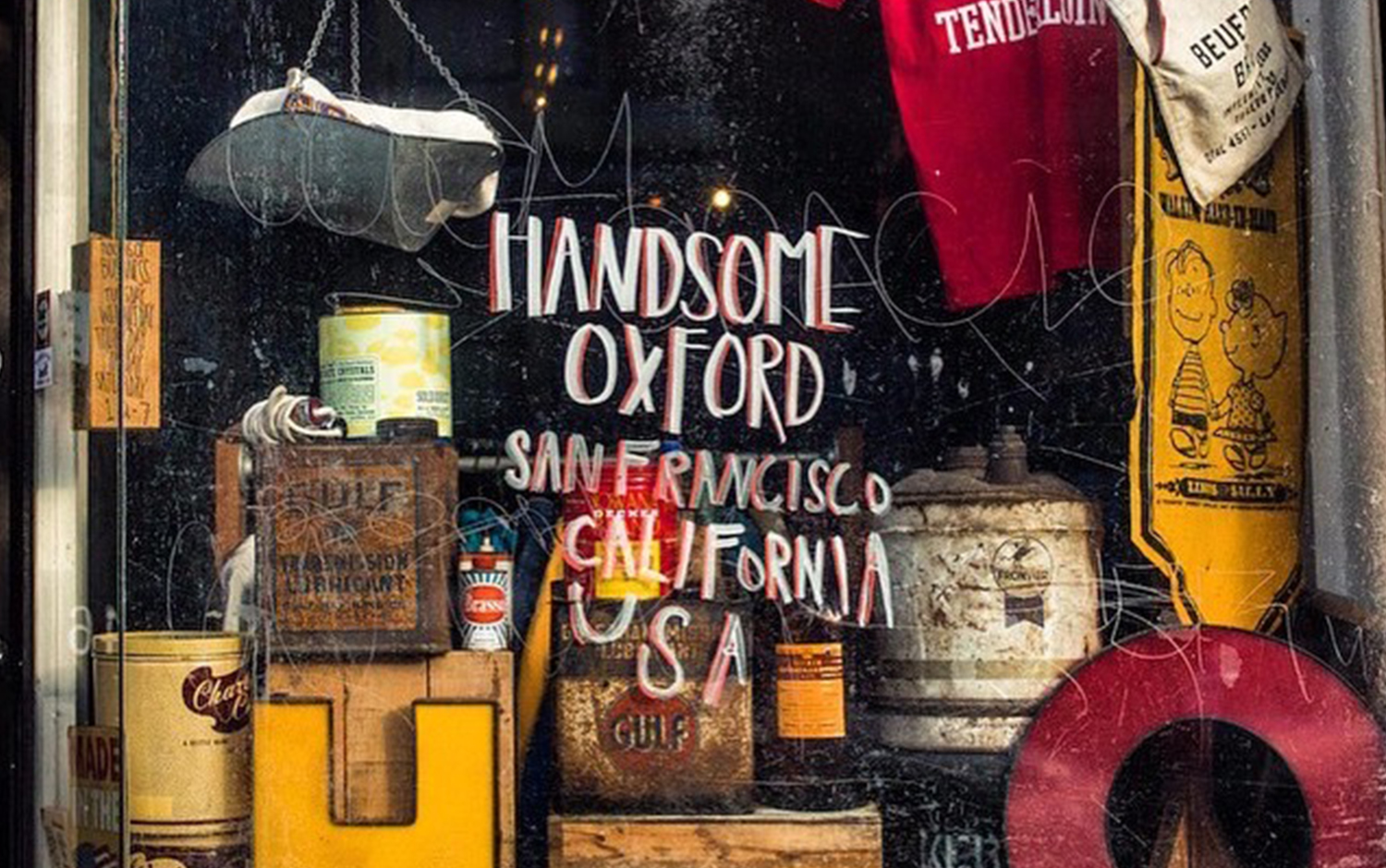 HANDSOME OXFORD POP UP SHOP-3